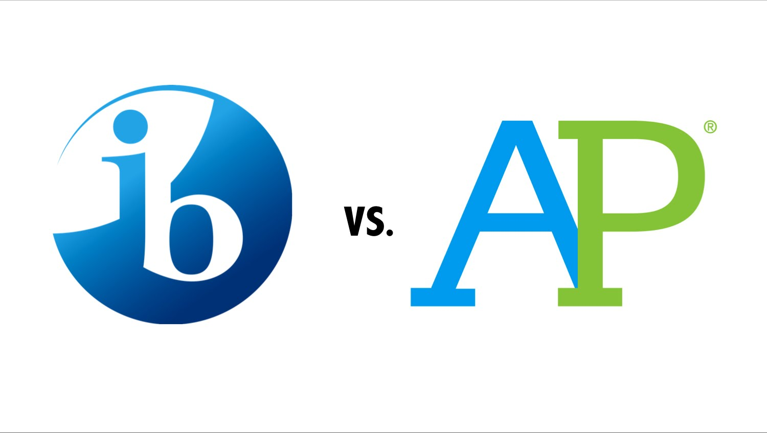 AP Versus IB: How Are They Different?